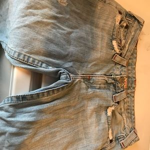 Woman's True Religion jeans